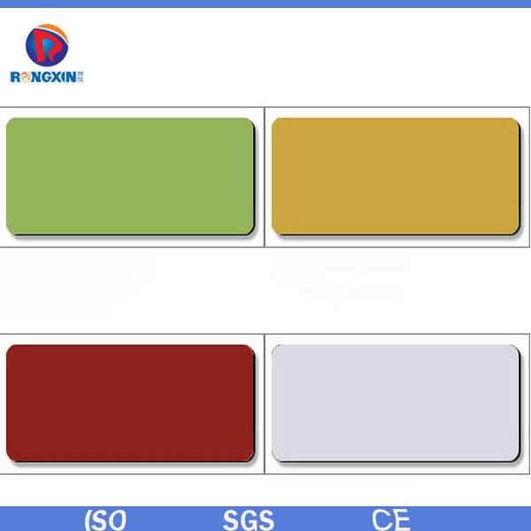 Rongxin acp sheet manufacturers