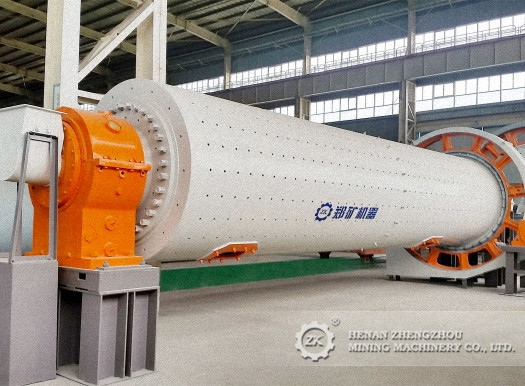 High Grinding Efficient Ball Mill Crusher for Sale