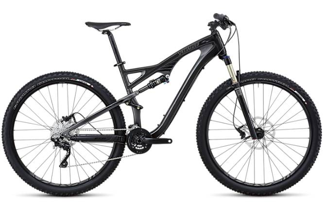 2013 Specialized Camber Comp Carbon 29 Mountain Bike