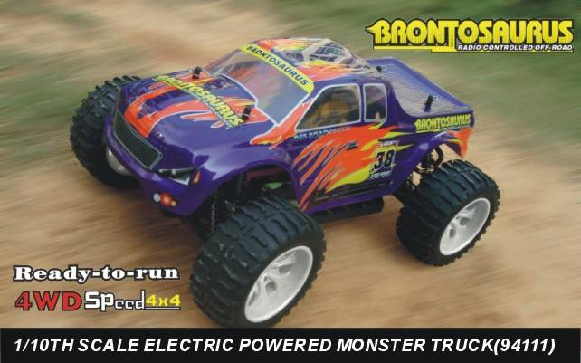 1:10th Scale Electric Power On-road racing Car(94111)