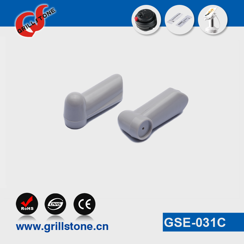 Grillstone 58KHZ AM security alarming tag anti-theft tag hard tag for supermarket,garment shop