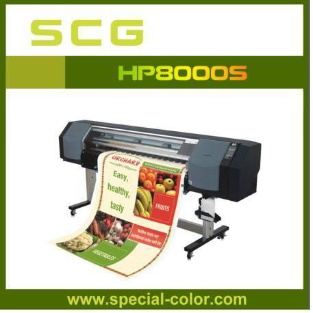 HP8000 Large format printer