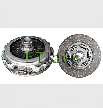 ETface Clutch Disc Cover Assembly Pressure Plate & Clutch Assy 3400 121 501 For MERCEDES-BENZ