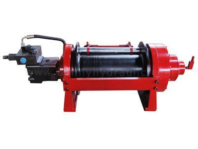 HCP series recovery hydraulic winch