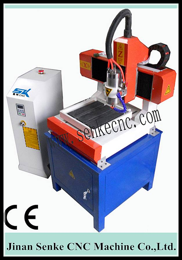 mini aluminum cnc router 3 axis cnc milling machine for sale