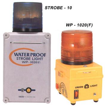 STROBE-10: popular light, WP-1020(F): for long time