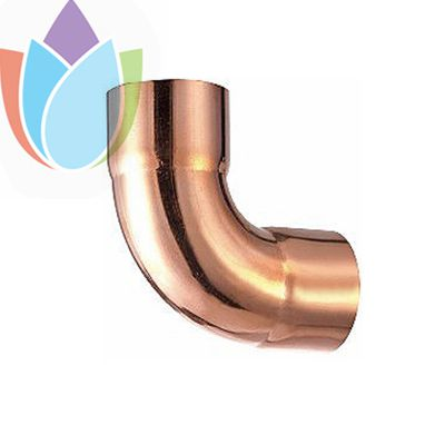 Air Conditioner 90 Long Elbow FF copper fittings