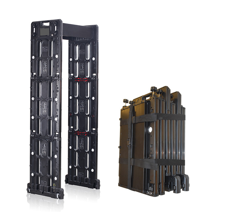 Portable Wlak through Metal Detector UM700