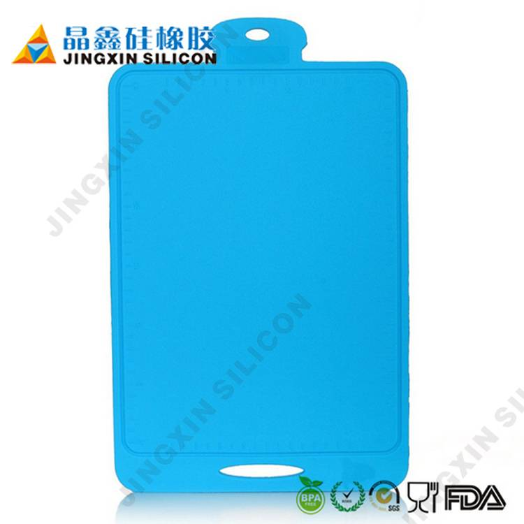 Food Grade Silicon Reversible Cutting Boards