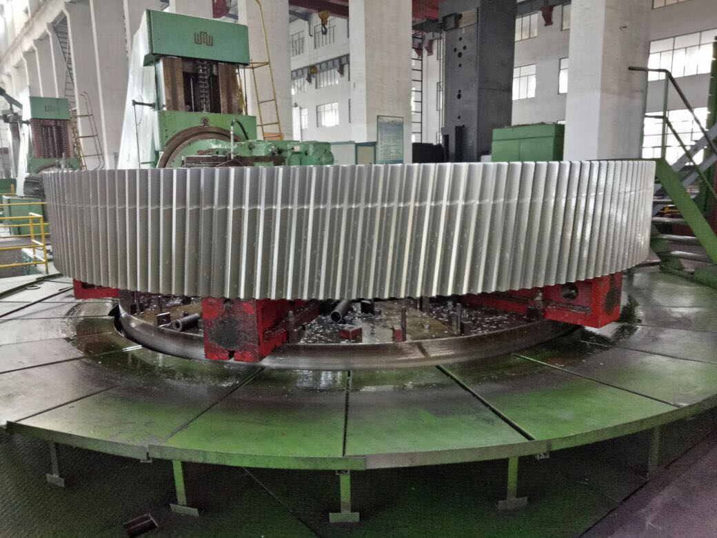 Gear rim,ball mill parts, driving parts,girth gear