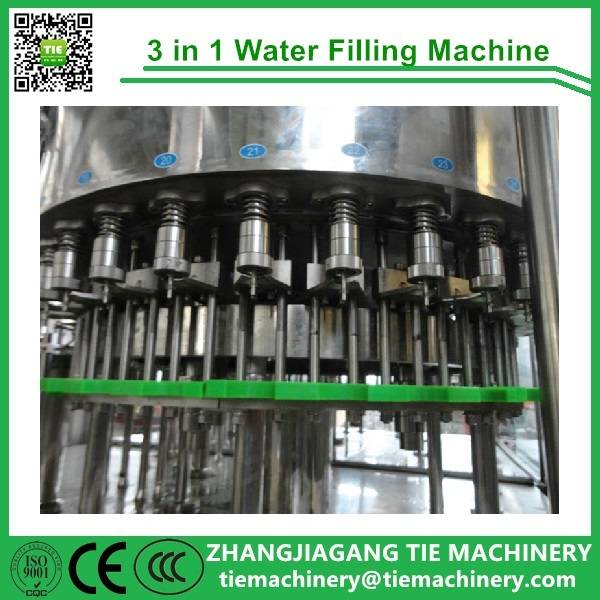 pure water filling machine/water filling line