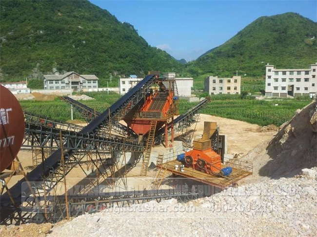 Quartz Production Line in Construction Production