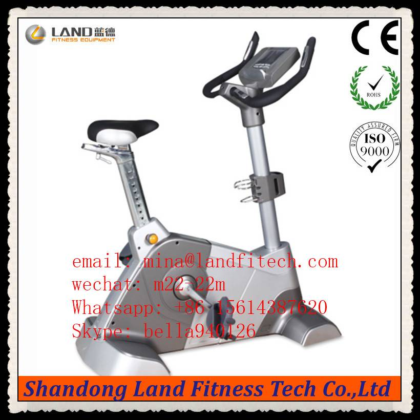 indoor elliptical trainer Gym equipment / LDE-01 Elliptical Machine /cross trainer bike