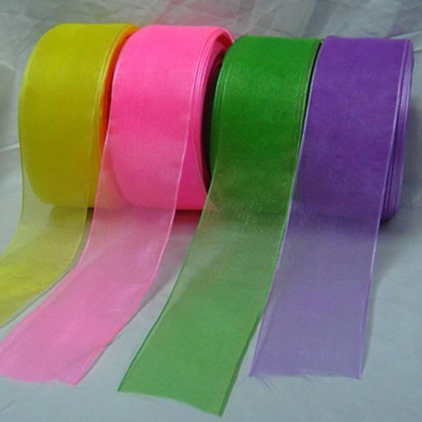 Soft Sheer Organza Ribbon