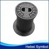 light duty hinged grey iron surface box,heavy duty non-rock ductile iron surface box