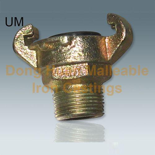 UM European type male couplings Hose Couplings Supplier Hydraulic Hose Fittings