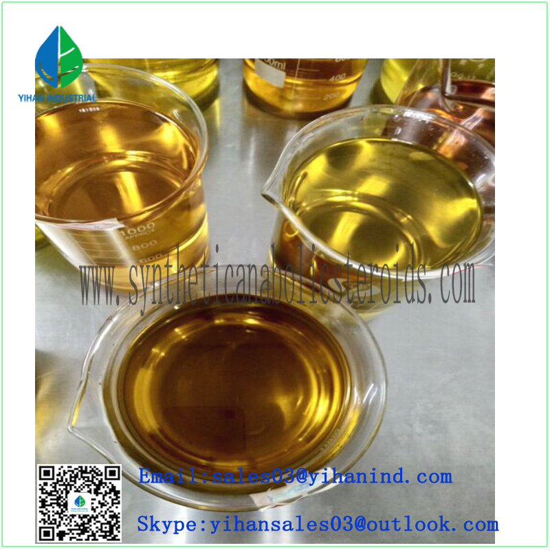 Vial Injectable Steroid Oil Liquid Finished Semi-finished TM Blend500 for Muscles Building Iris