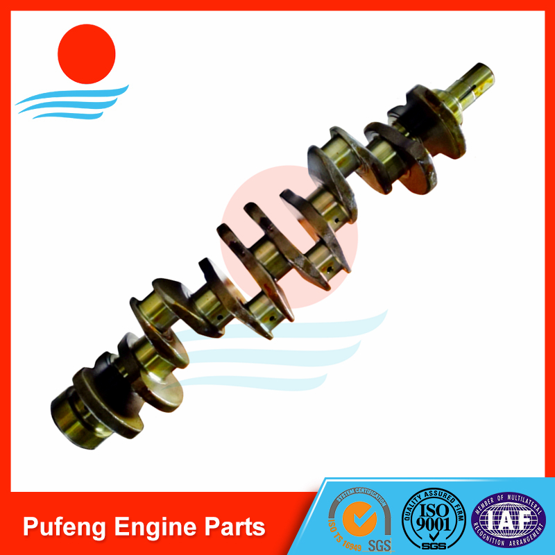 KOMATSU diesel Engine Crankshaft 6D95 6D95L for excavator PC180-3 PC200-5 PC120-3 OEM 6206-31-1110