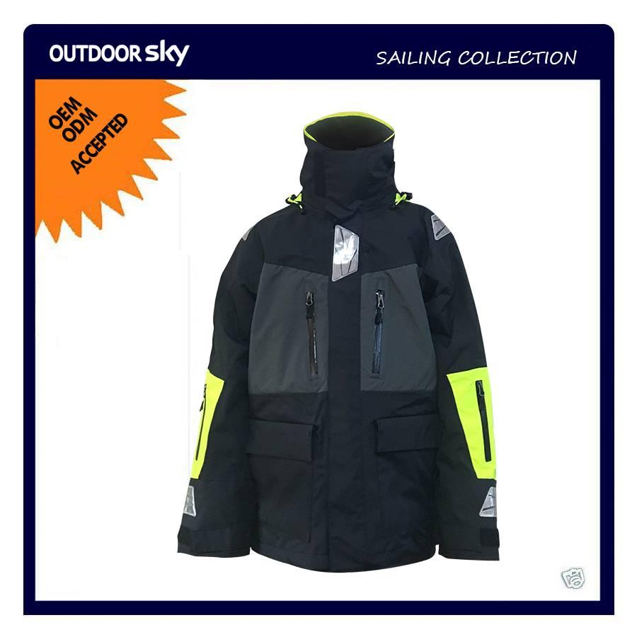 OEM Waterproof Sailing Jacket Rainwear Foul Weather gear #CR3765