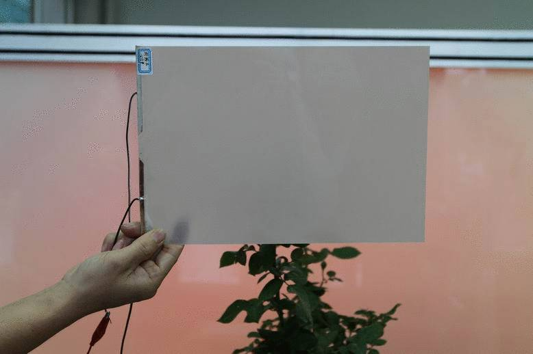 smart switchable pdlc film for laminated glass