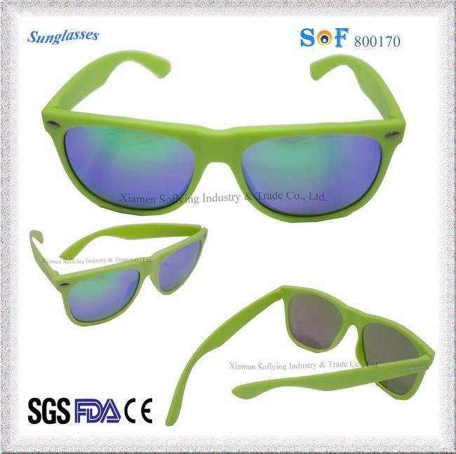 Best Selling Plastic Sunglasses OEM Polarized Unisex Eyeglasses