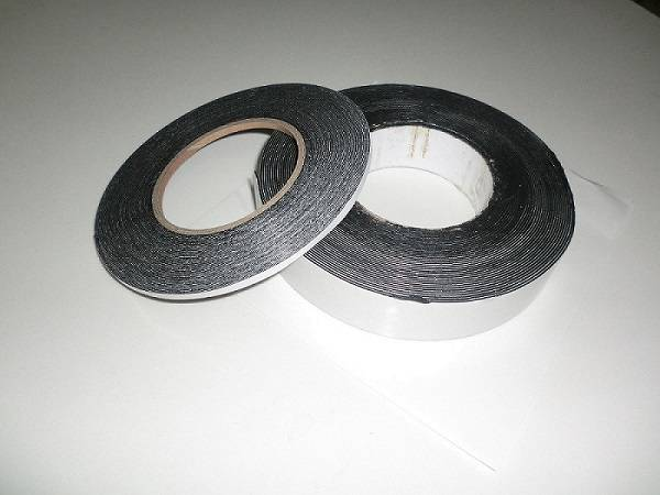 Nitto butyl tape, SLIONTEC butyl tape, KERAOKA butyl tape