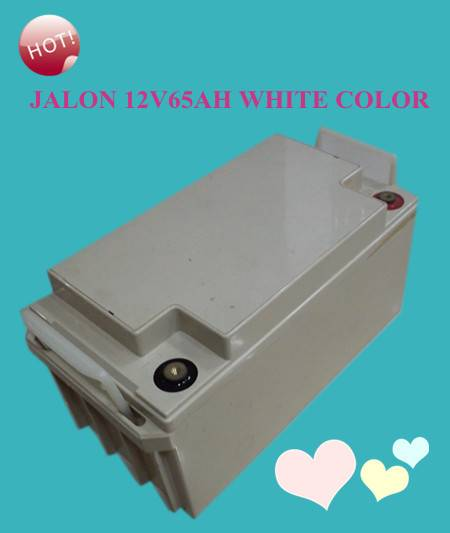 12V65AH solar battery/VRLA battery/gel battery/ups