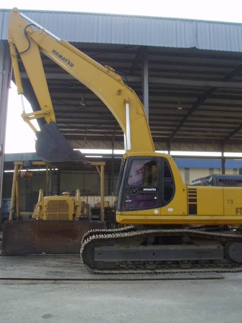 Used,PC300,PC300-5,PC300-6,Komatsu,Excavator