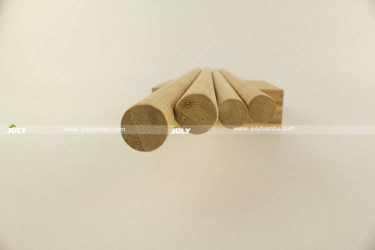 hot sale bamboo dowels 25mm manufacturer