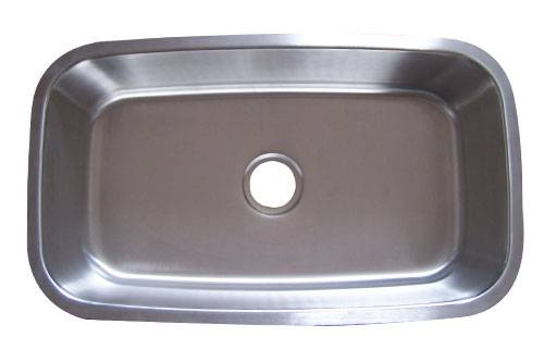 8047A Single bowl Stainless Steel Sink