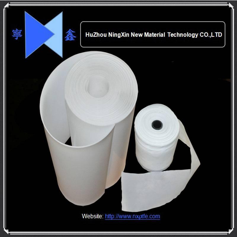 milky wihte plastic ptfe sheet