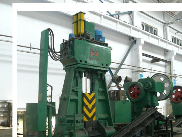 CTK series fully hydraulic die forging hammer (retrofitting of pneumatic /steam hammer)
