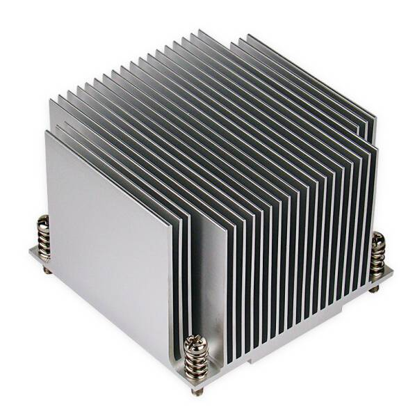 Low MOQ Aluminum profile Extrusion heatsink