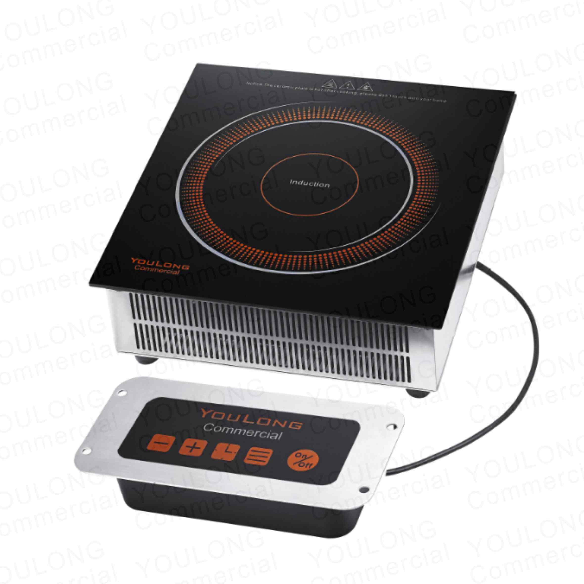 commercial induction cooker C3501-ST2 Touch Control