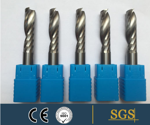 Carbide Single Flute Cutting Tool endmills