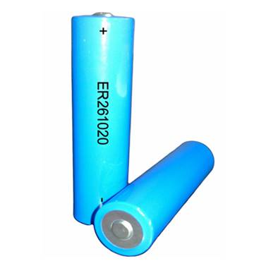 ER261020 15000mAh 3.6V CC size LiSOCL2 primary battery