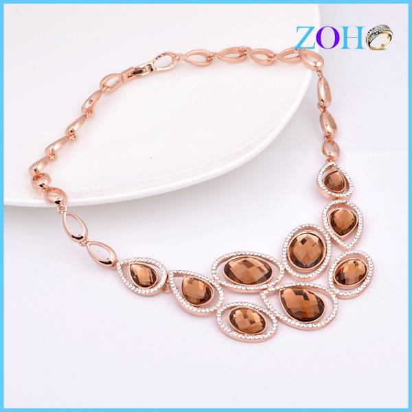2016 fashion alloy design necklace jewelry special elegant aceessories for women