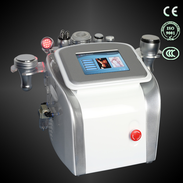 Cavitation&Ultrasound&Photon&RF Beauty Machine Skin Tightening Body Slimming