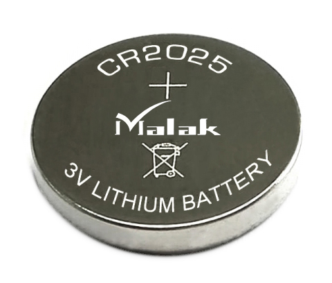 CR2025 lithium button cell battery with high quality