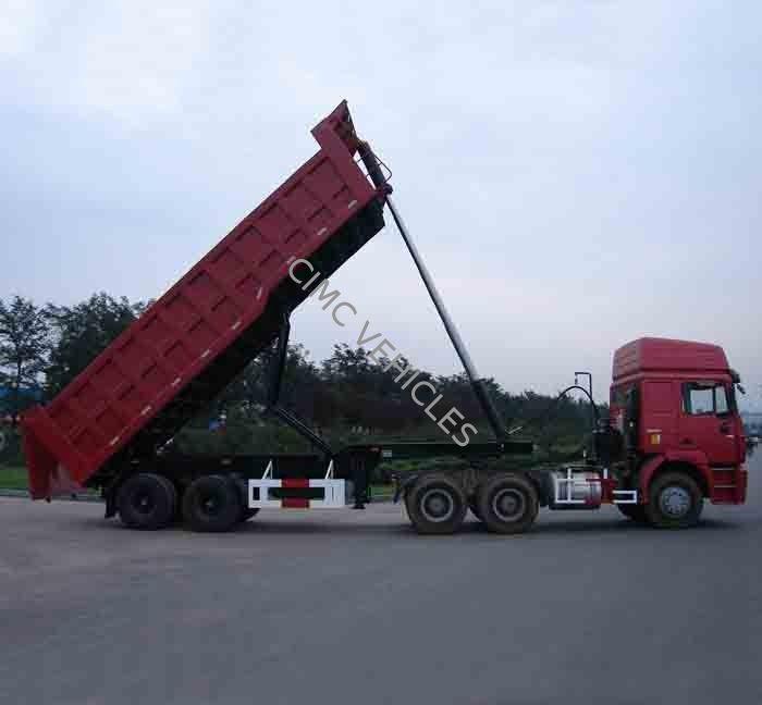 Dump Semi-Trailer 2 axles 30cbm