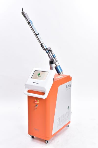 APUS Q-Switched Alexandrite 755nm Laser system