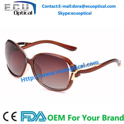 Korean new fashion and cool punk cheap oversized sunglasses