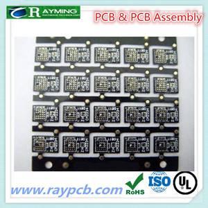 Aluminum 1layer PCB with OSP treatment. LED Aluminum PCB