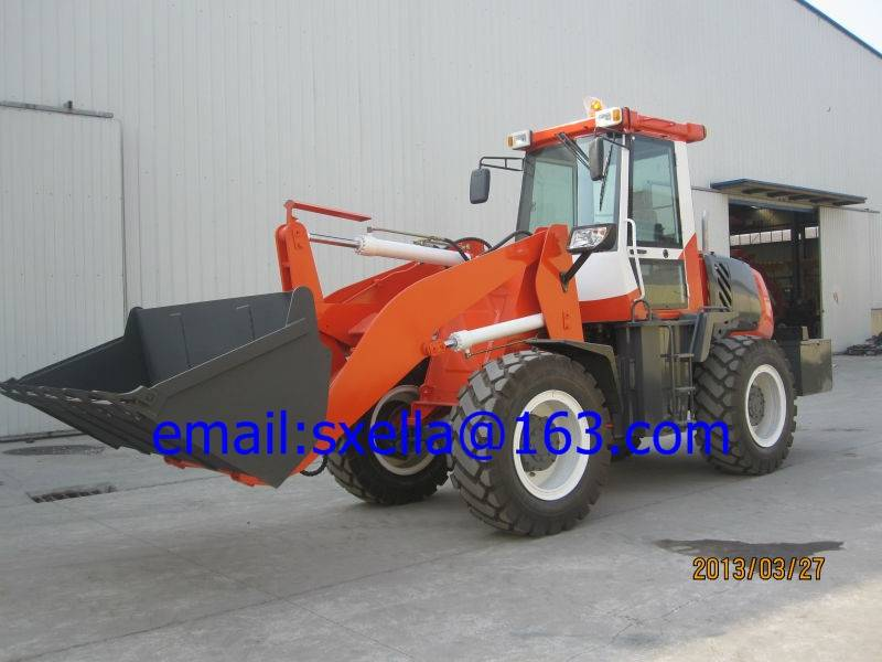 928 compact and hydraulic bucket loader with ce