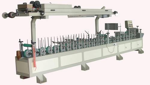 Lamination film machine