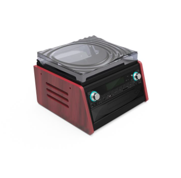 High End Audiophile Bluetooth USB Record Player