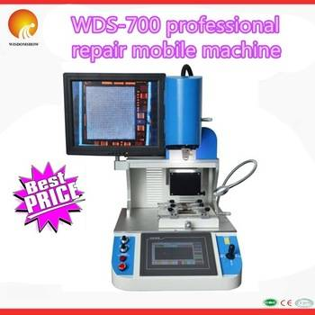 2016 Latest Auto iphone Rework Station WDS-700 mobile parts repairing tools