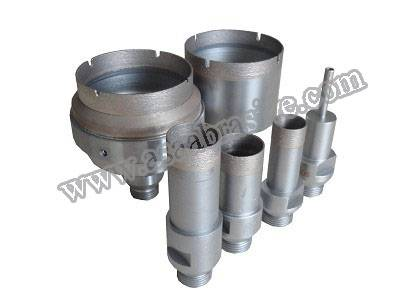 Manufacturer of Glass Diamond Drill Bits