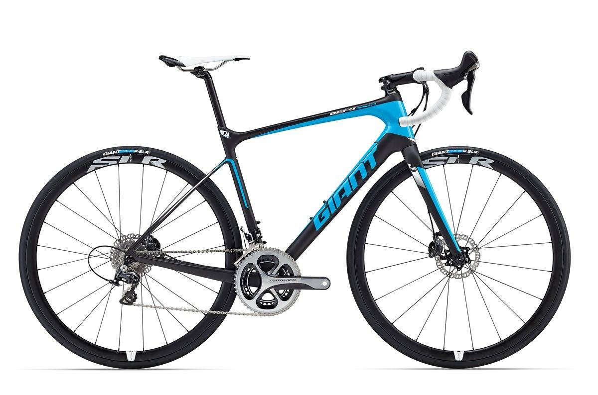 Giant Defy Advanced Pro 0 2016 - Road Bike