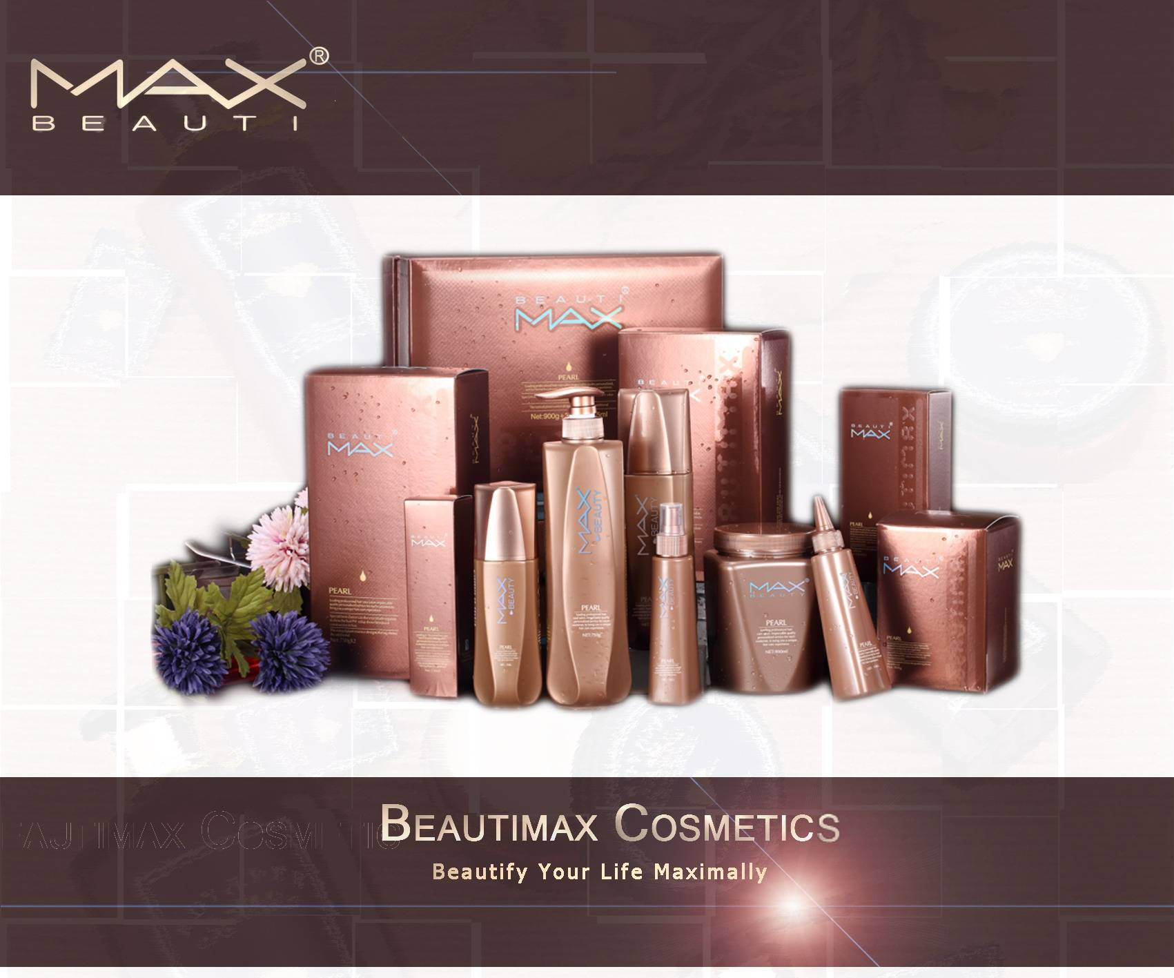 Beautmax Hair shampoo conditioner treatment